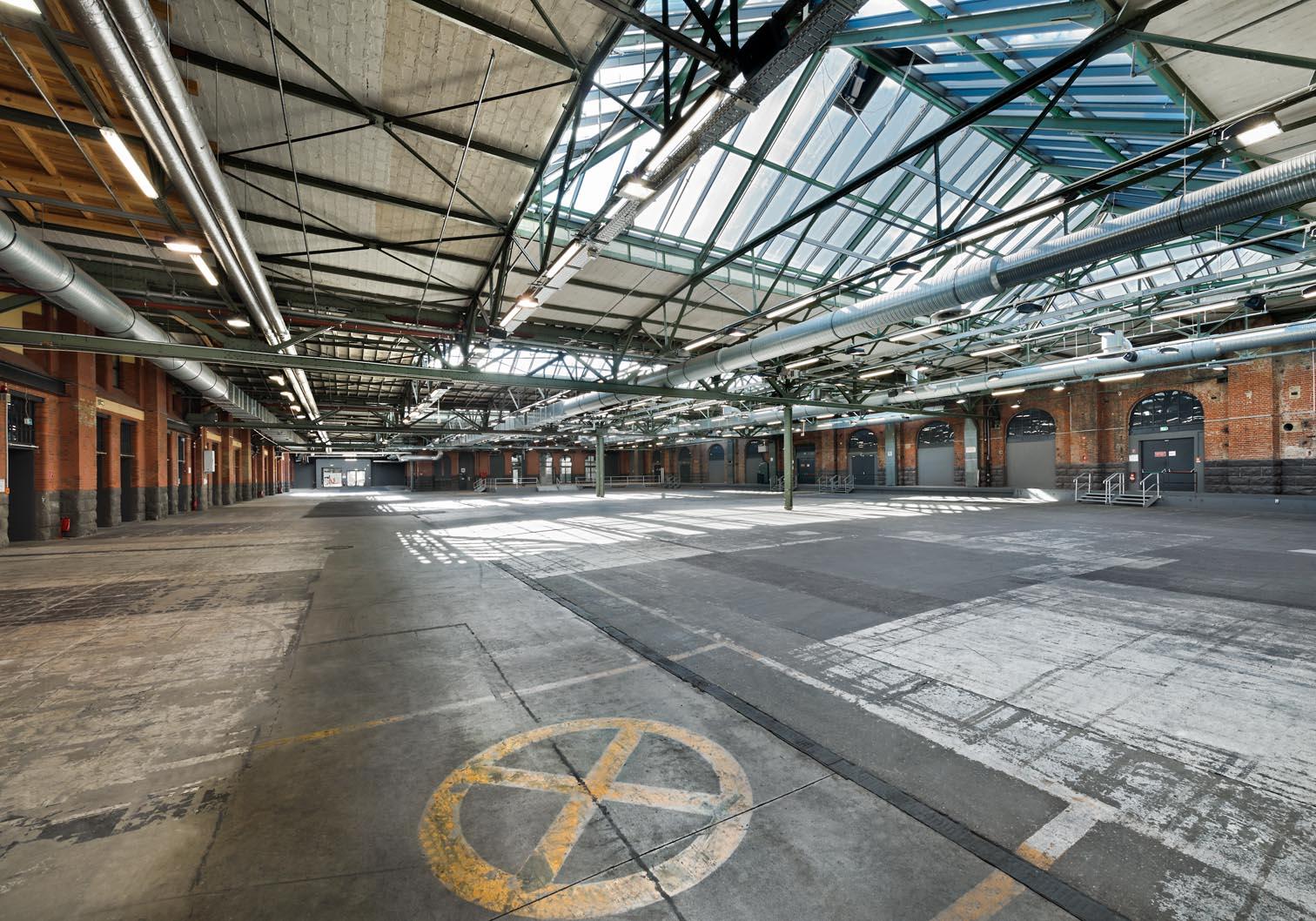 Station Berlin Hall 3